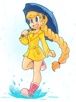 UMBRELLA.jpg by GangstaBoogie