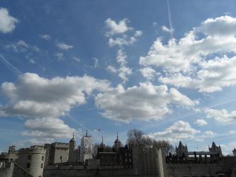 Tower of London by Purgatoire