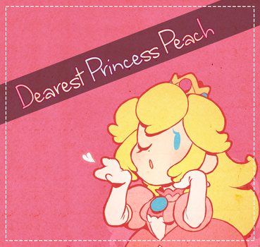 Dearest Princess Peach MP 2016 by GamieNin