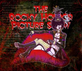 Rocky Horror Picture Show by RadiusZero