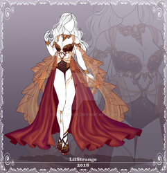 [Close] Adoptable Outfit Auction 204 by LifStrange