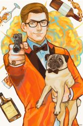 Eggsy and J.B by pelcron