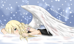 Nina Parker is an Fallen Angel ~ by xNanys