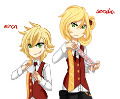 Casino Brothers: Einon and Serodio by VIMYO