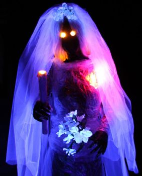 Haunted Mansion Bride Replica by yensidtlaw1969