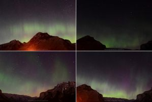 Northern Lights by drewhoshkiw