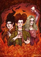 Hocus Pocus by AngelaRizza