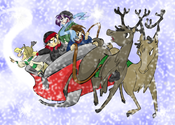 Merry Christmas, lovely folks by s0s2