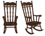 UNRESTRICTED - Rocking Chair by frozenstocks