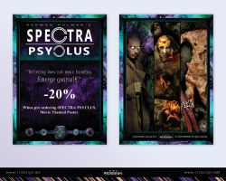 Spectra Psyclus - cards -27-discount 4 by R1Design