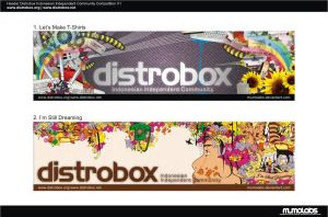 Header Distrobox Vol 1 by mumolabs
