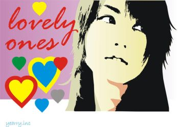 lovely ones by yearry