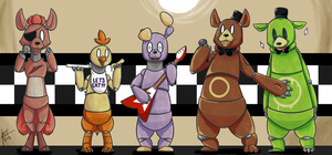 Five Nights at Pokemon