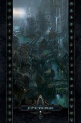 Locations II #14: City of Westmarch by Holyknight3000
