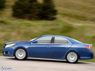 2012 Chevy Malibu by Taglane