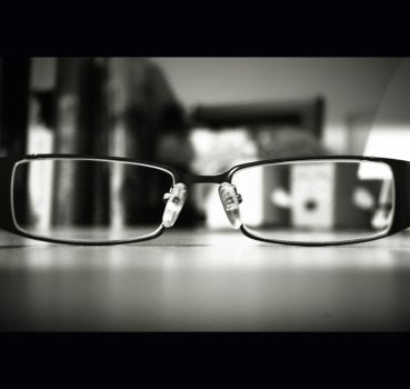 my glasses by gustideanzy
