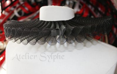 atelier sylphe performer accessories crinoline by AtelierSylpheCorsets