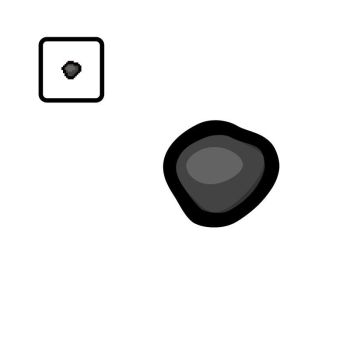 Vectorized Isaac #55: A Lump of Coal by giftedscholar