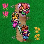 Secret Of Mana Kids by likelikes