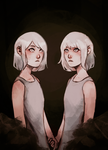 The Lost Girls {oct} by R0BUTT
