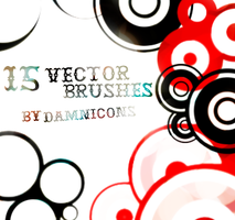 15 Vector Brushes by Sarah-Dipity