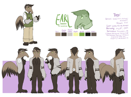 Reference: Earl by MrsDrPepper