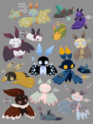 New Year Mothin Adopts [closed] by shuufly