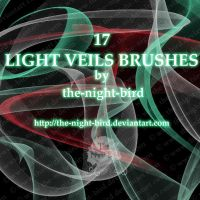 Light Veils Brushes... by the-night-bird