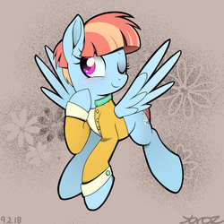 Windy Whistles by YorozPony