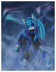 Blue Ice by Chibi-Nuffie