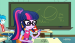 MLP Equestria Girls Subs Rock Moments 1 by Wakko2010