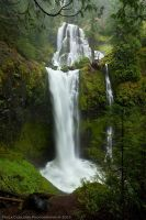 Waterfall - Juggernaut Falls by La-Vita-a-Bella