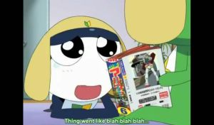 Tamama x Keroro 5 by tackytuesday
