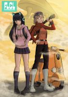 FLCL is Back by TeiWicked