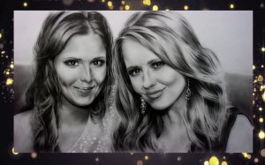 Cheryl Cole and Kimberley Walsh by Life-Is-Art-88