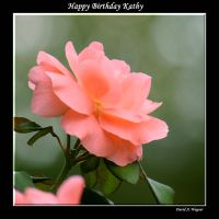 Happy Birthday Kathy by David-A-Wagner