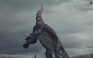 Puertasaurus. The Stomping Land. 01 by Swordlord3d