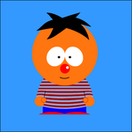 Ernie- South Park Style by XMSB
