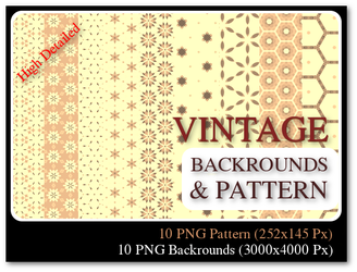 Vintage Pattern by thobar