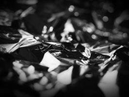 Black Cracked Structure by kenazmedia