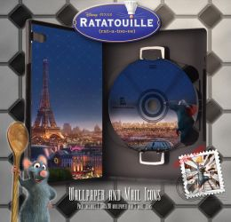 Ratatouille Pack by imwalkingwithaghost