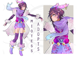 BUNNY SHOTA BOY ADOPT AUCTION CLOSED by miotess-adopts