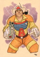 BraveStarr by DenisM79