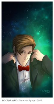 DW: Time and Space by OrneryJen