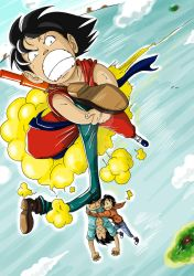 Goku_Co. Oda style col. by Goldman-Karee