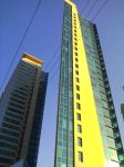 Central Towers, Port of Spain by Anisa-Mazaki