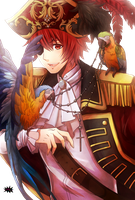 Ittoki Otoya Render 3 by Lucarity