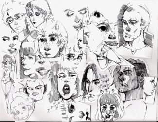 SketchDUMP by Patatat