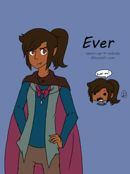Ever by ectozombie
