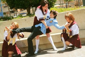 Haruhi is OURS by gowa